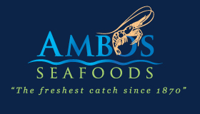 Ambos Seafoods logo